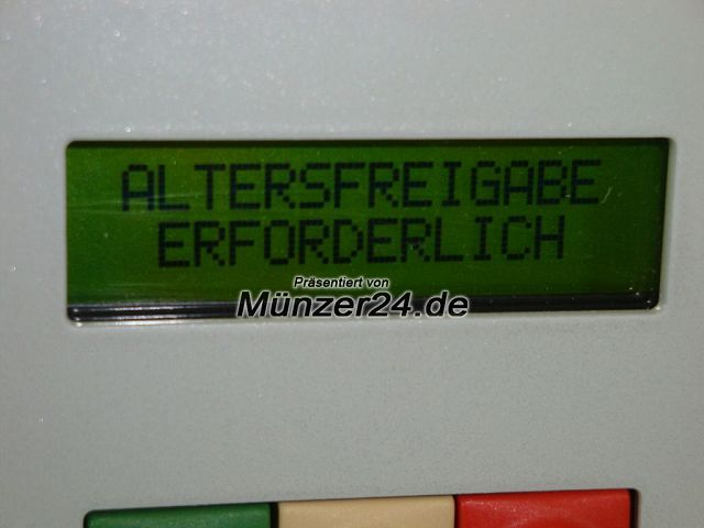 Beckmann 335 mit Dokumentenpr�fer - Pr�sentiert von M�nzer24.de
