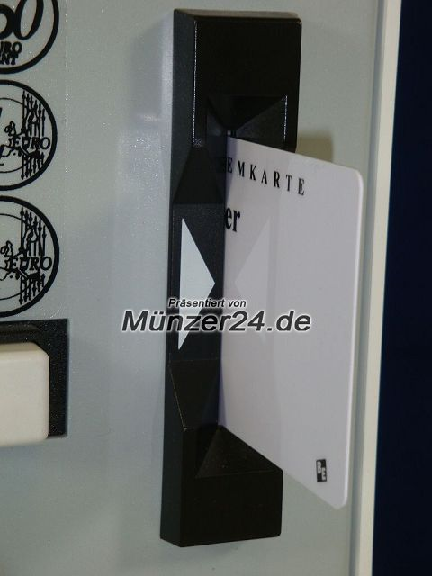 Beckmann 335 mit Chipkarte - Pr�sentiert von M�nzer24.de
