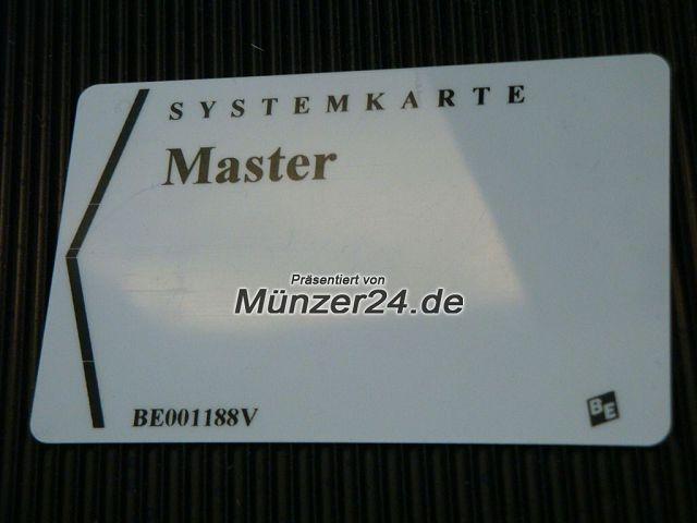Masterkarte Beckmann 335 - Präsentiert von Münzer24.de