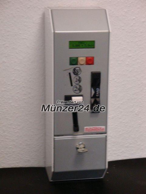 Münzautomat Beckmann 335 - Präsentiert von Münzer24.de