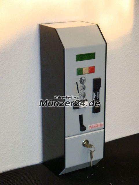 Beckmann Chipkartenautomat 335 - Pr�sentiert von M�nzer24.de