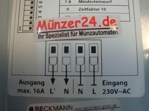 Anschluss Beckmann EMS 57