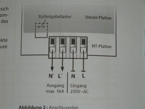 Beckmann EMS 81 Anschlussplan