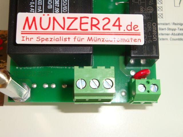 IHGE MP1500 - Anschluss - Präsentiert von Münzer24.de