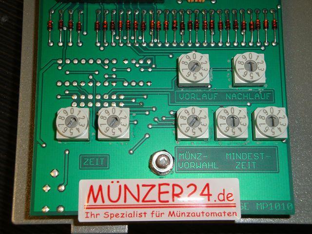 IHGE MP1500 - Zeiteinstellung - Präsentiert von Münzer24.de
