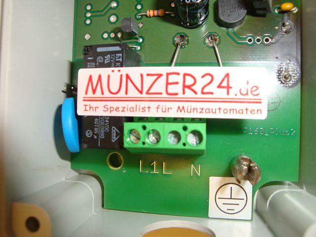 IHGE MP200 - Anschluss - Präsentiert von Münzer24.de
