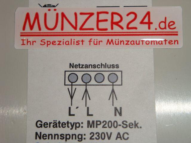 IHGE MP200 - Skizze - Präsentiert von Münzer24.de
