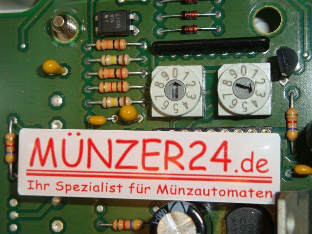 IHGE MP200 - Zeiteinstellung - Präsentiert von Münzer24.de