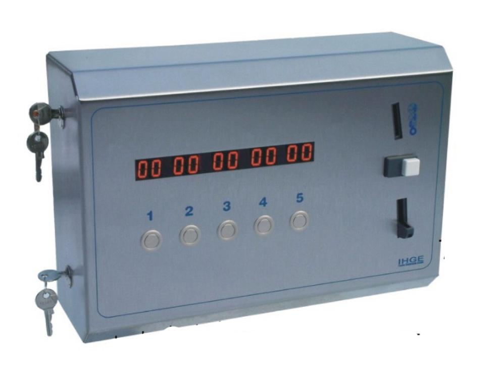 IHGE MP 5000 - Zentralsteuerung