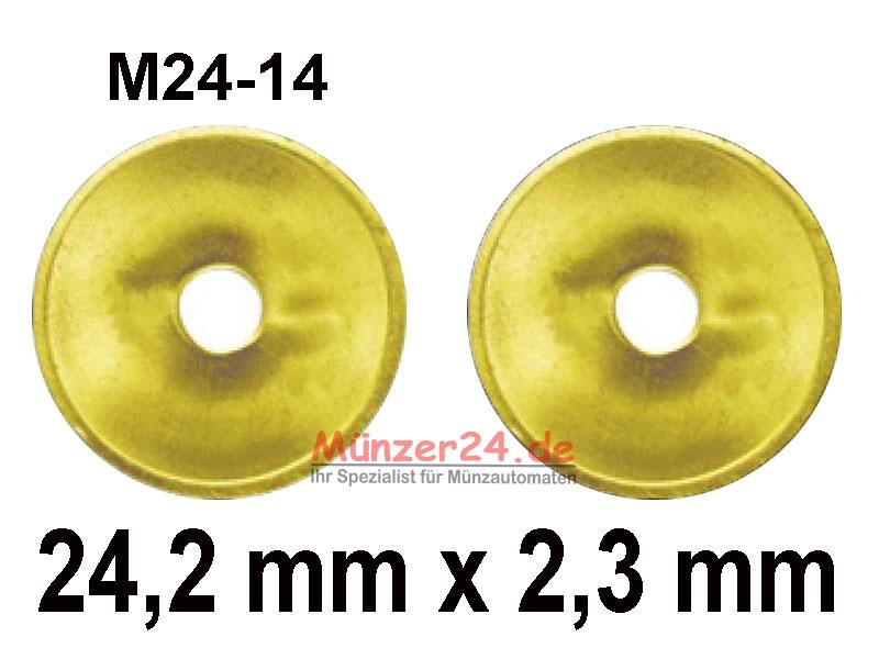 Wertmarke M24-14