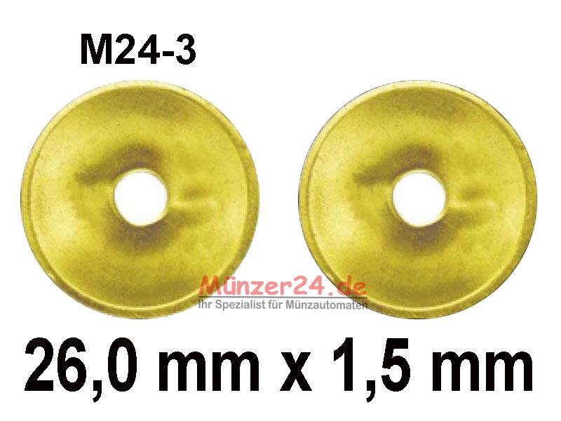 Wertmarke M24-3