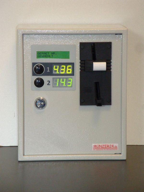 Münzautomat CSP DUAL für zwei Verbraucher
