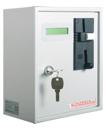 Münzautomat CSP Master für ein Verbraucher