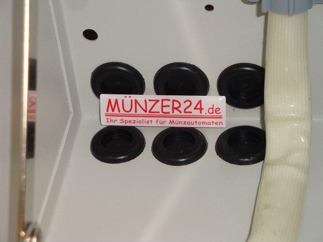 NZR M�nz�hler - Kabeleinf�hrung