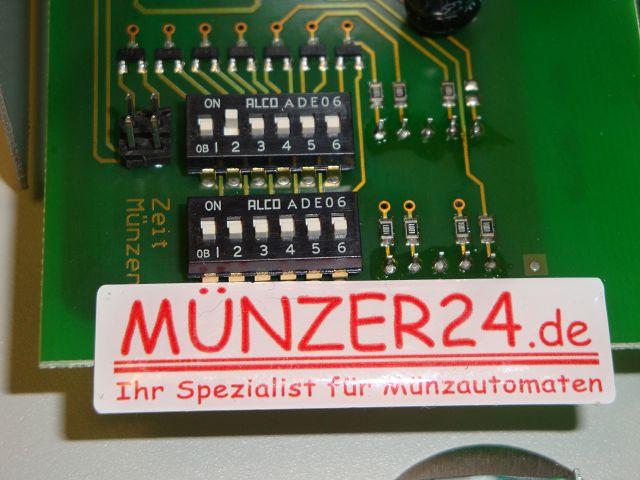 NZR ZMZ 0205 - Zeiteinstellung �ber Schalter