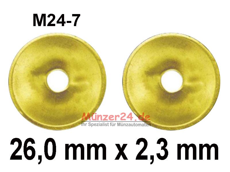 Wertmarke M24-7