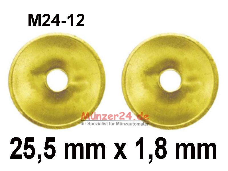 Wertmarke M24-12
