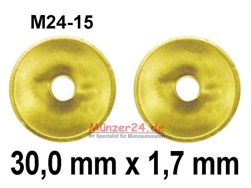 Wertmarke M24-15