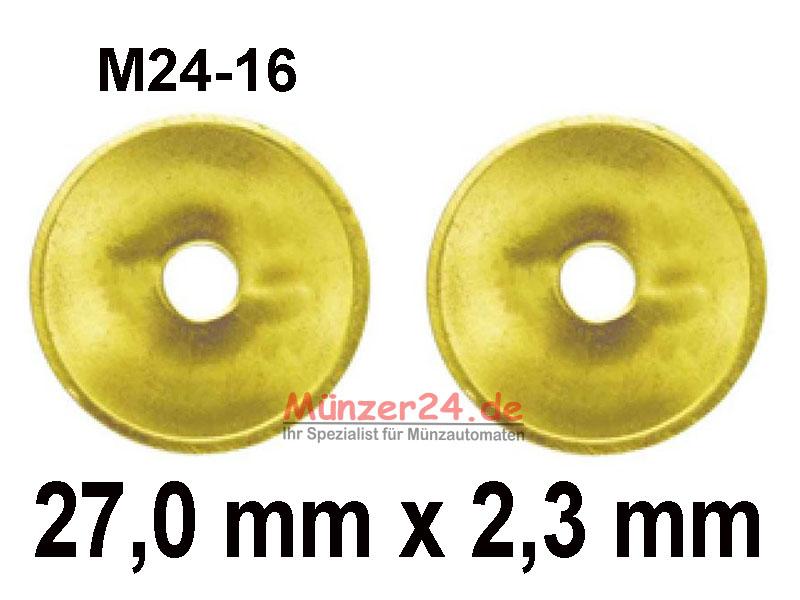 Wertmarke M24-16