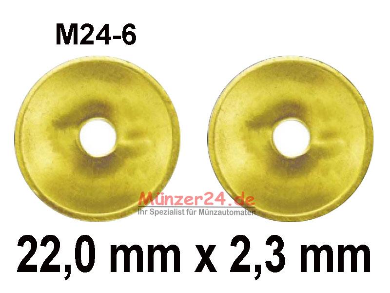 Wertmarke M24-6