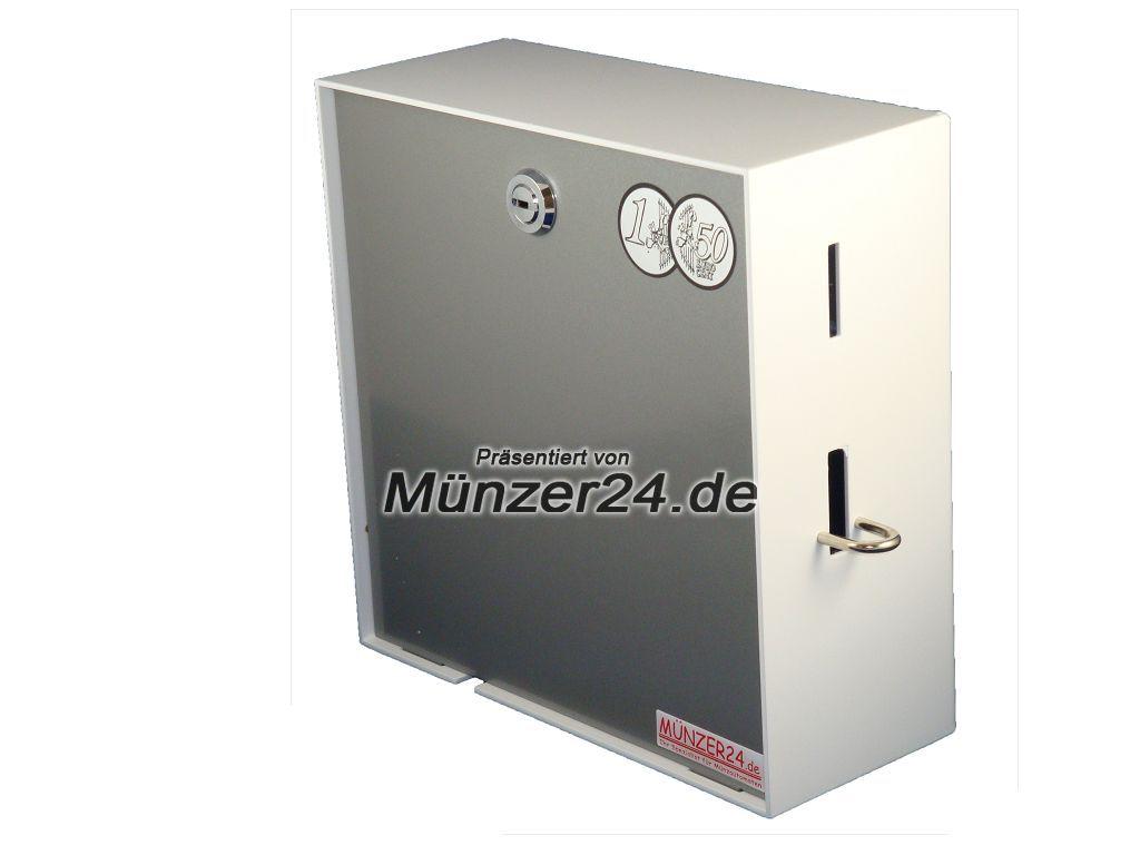 IHGE Münzautomat MP 200 - Präsentiert von Münzer24.de