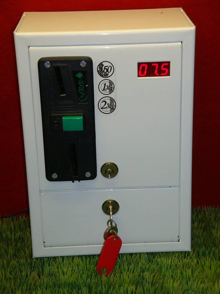 IHGE Münzautomat MP 2000 - Präsentiert von Münzer24.de