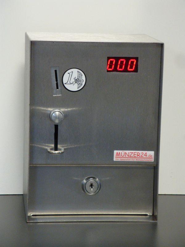 M�nzautomat MAG EZ 55 , pr�sentiert von M�nzer24.de