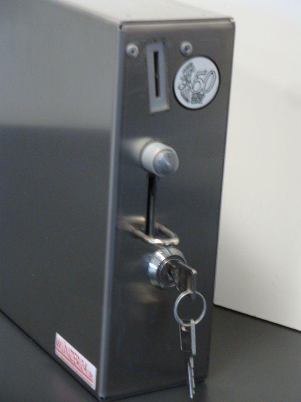 Münzautomat MAG EZ 60 , präsentiert von Münzer24.de