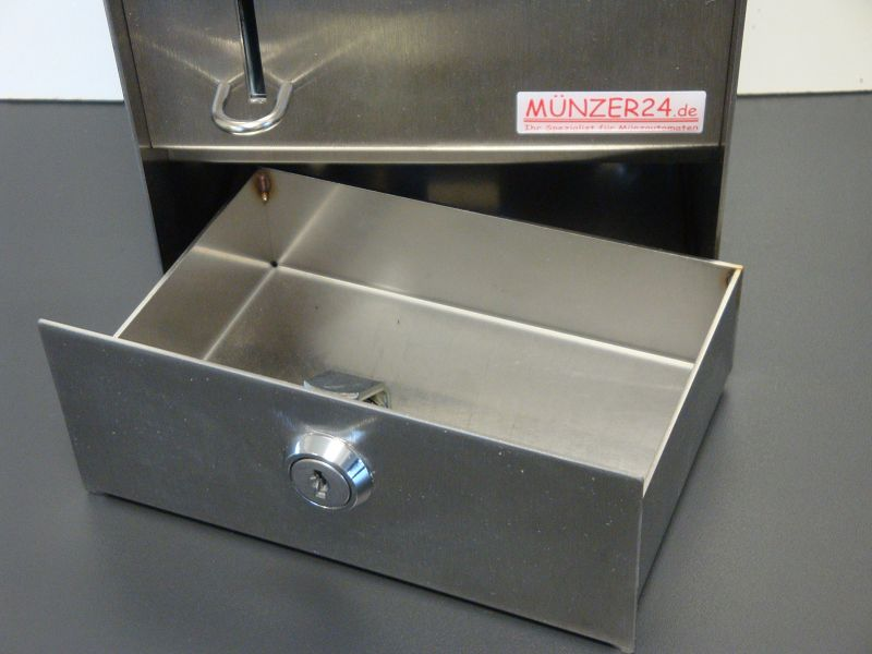 M�nzach vom M�nzautomat MAG EZ 55 , pr�sentiert von M�nzer24.de