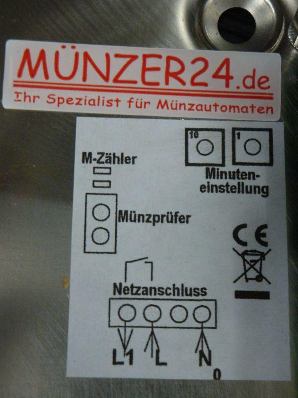 Anschluss beim MAG EZ 50, präsentiert von Münzer24.de