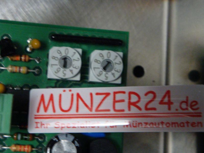 MAG Münzgerät Zeiteinstellung , präsentiert von Münzer24.de