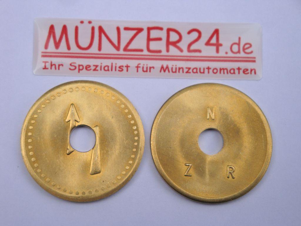 NZR Wertmarke 2020 standart 26mm