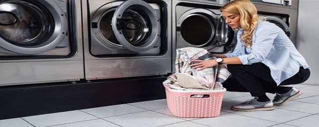 Kassierautomaten für Waschmaschinen und Trockner