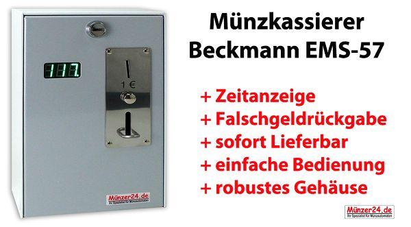 Muenzkassierer Beckmann EMS 57