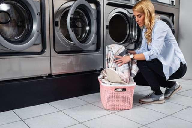 Münzkassierer für Waschmaschinen und Trockner