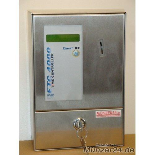 gebrauchtes Münzschaltgerät Baure TEC 4000