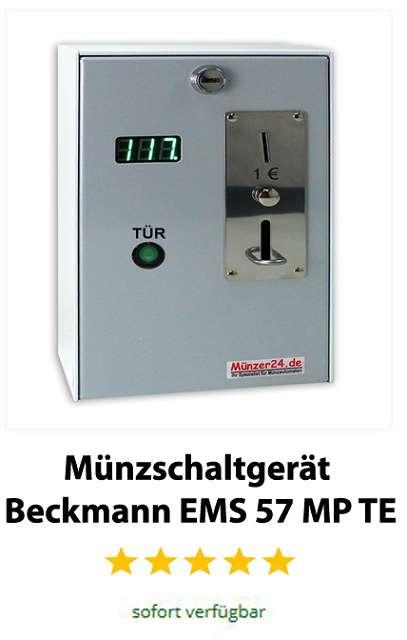 Münzschaltgerät Beckmann EMS 57 TE für Waschmaschinen