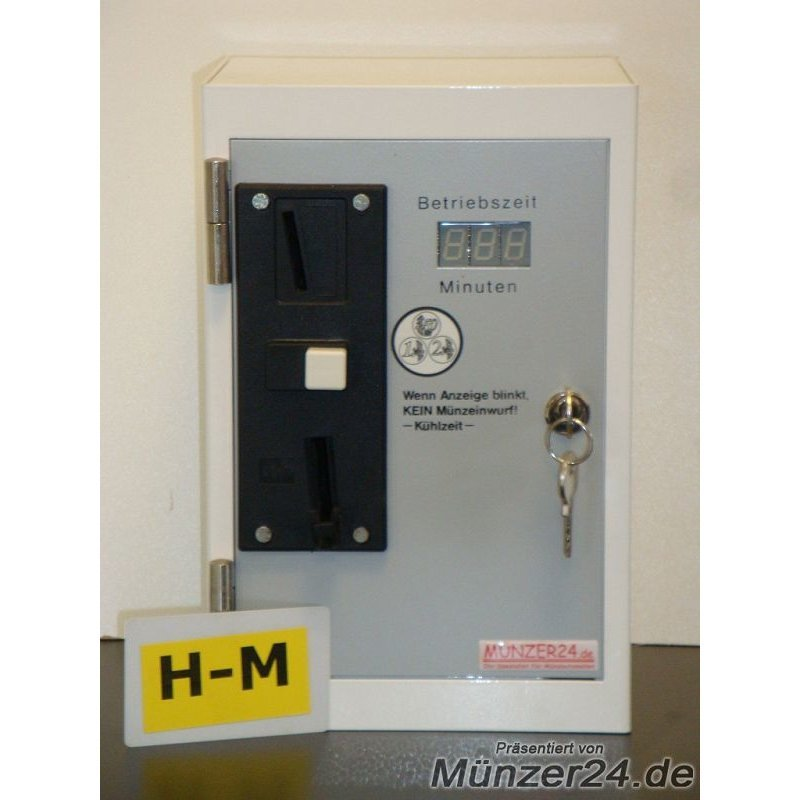 gebrauchtes Münzschaltgerät MAG EZ 76