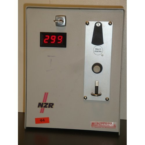 gebrauchtes Münzschaltgerät NZR 0211