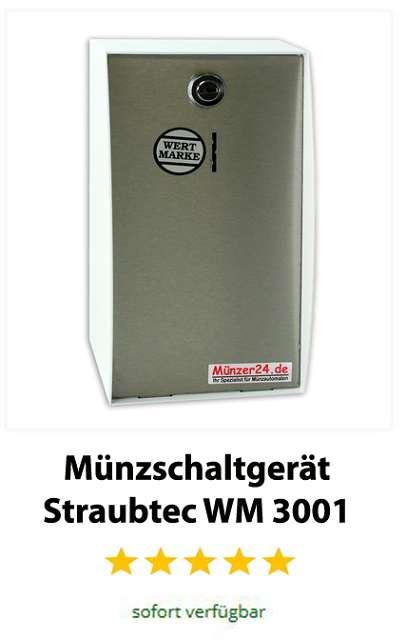 Wertmarken Münzschaltgerät WM 3001