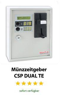Münzzeitgeber CSP-DUAL