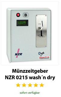Münzzeitgeber NZR ZMZ 0215 was´n dry