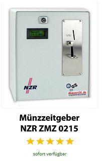 Münzzeitgeber NZR ZMZ 0215