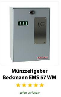 Wertmarken Münzzeitgeber Beckmann