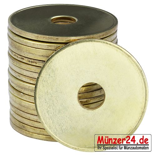 NZR Wertmarken für Münzzeitgeber