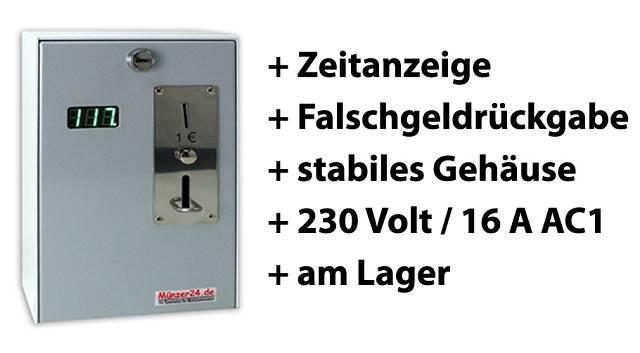 Münzzeitschalter Beckmann EMS 57
