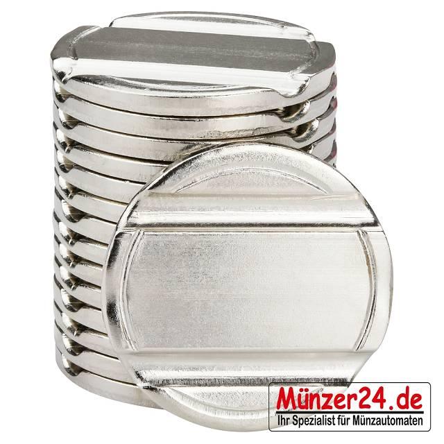 Wertmarke pd24 für Münzzeitschalter