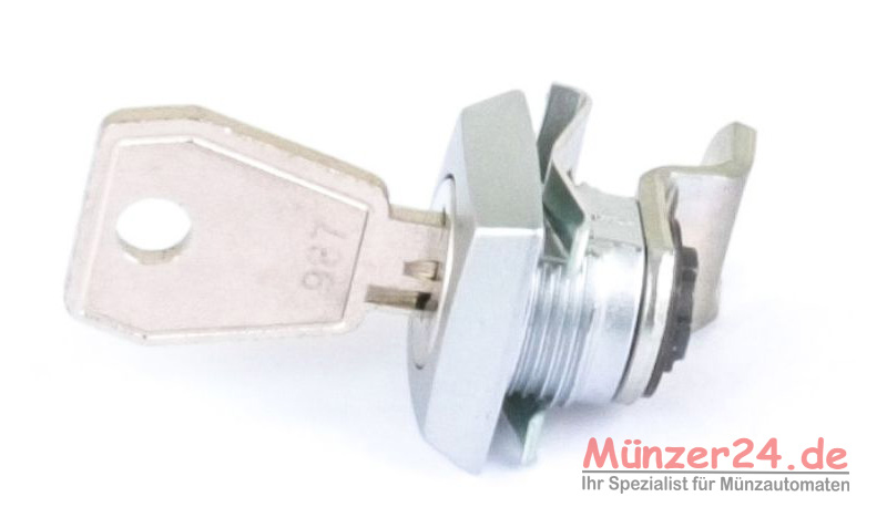 NZR Hebelschloss Münzzeitzähler ZJMZ 0205 0215
