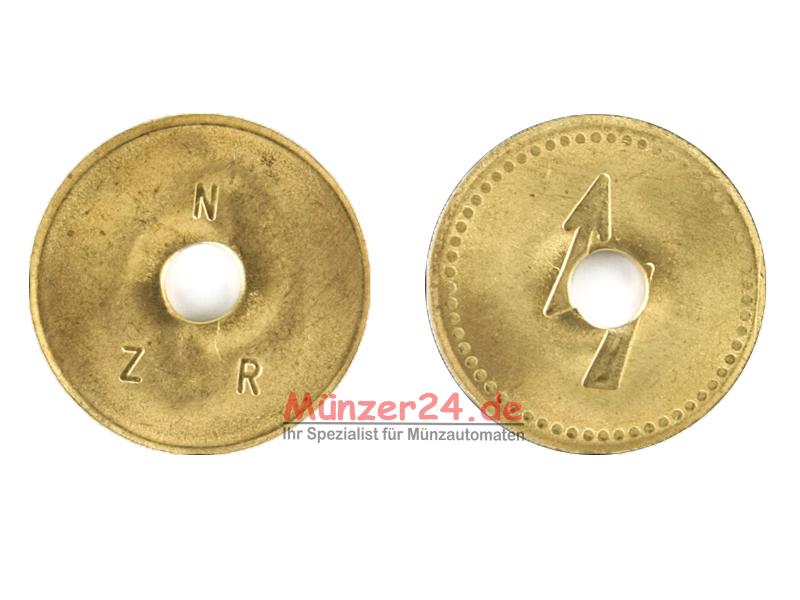 NZR Wertmarke 2020 Münzzeitzähler